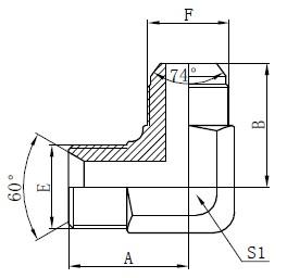BSP moldagailu hidraulikoen marrazkia