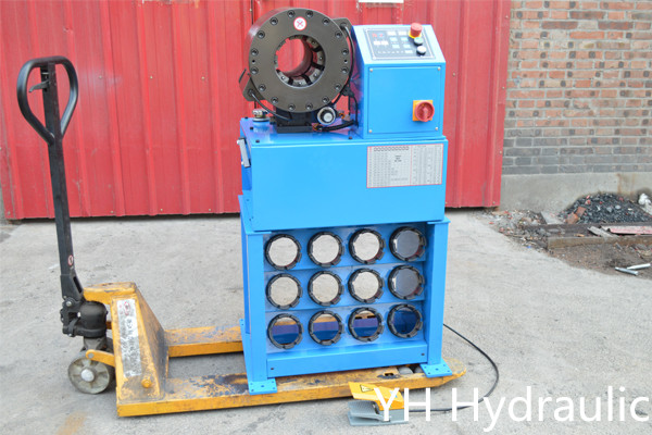 Hose Crimp Machine 2 ""